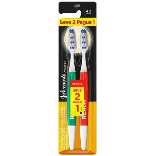 Escova-dental-reach-access-media-leve-2-pague-1-Johnson-s