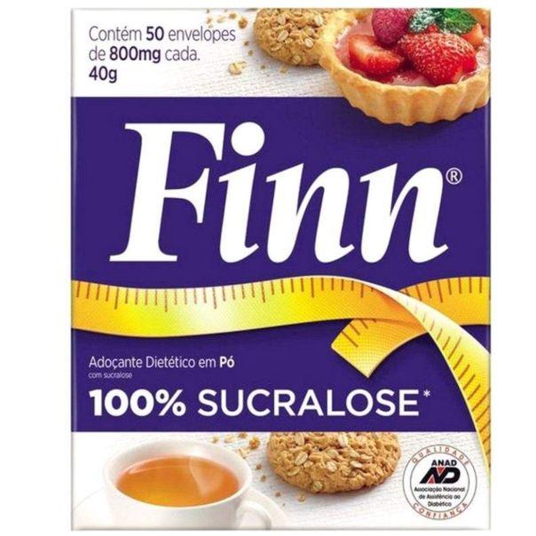 Adocante-em-po-100--sucralose-com-50-envelopes-Finn-40g