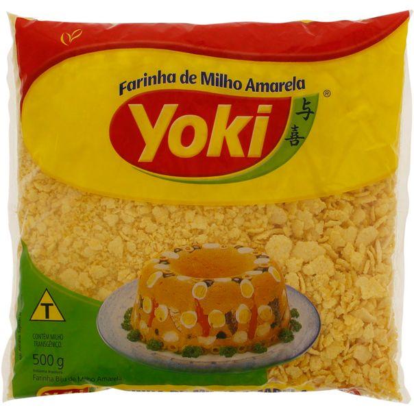 Farinha-de-Milho-Amarela-Yoki-500g