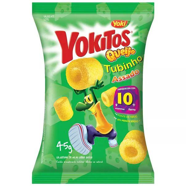 Salgadinho-tubinho-sabor-queijo-Yokitos-45g