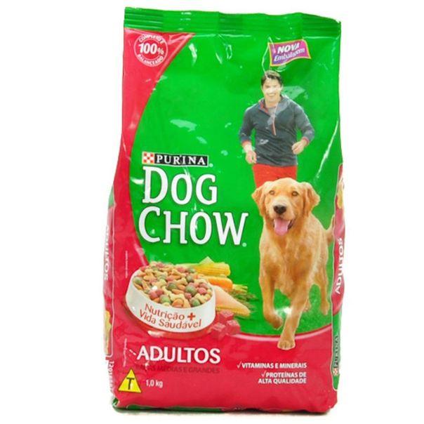 Alimento-para-Caes-Dog-Chow-Adulto-Racas-Medias-e-Grandes-1kg