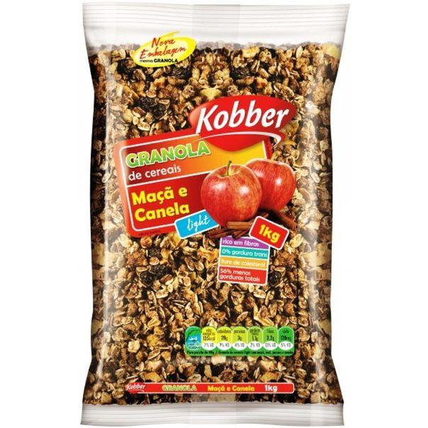 Granola-ligth-com-cacau-Kobber-250g