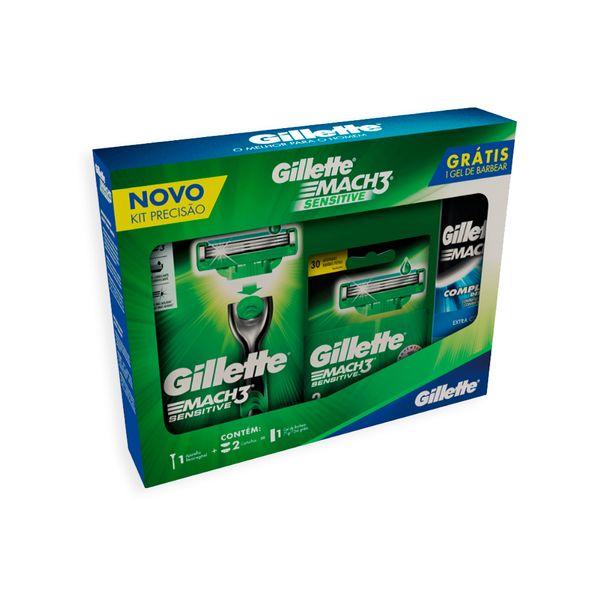 Kit-aparelho-de-barbear---lamina-sensitive---cargar-mini-gel-Gillette