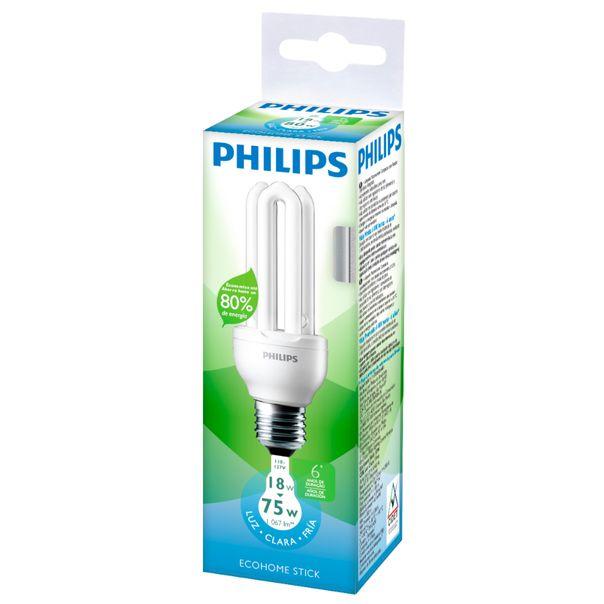 Lampada-fluorescente-compacta-18w-Philips-220v