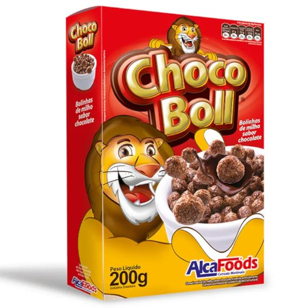 Cereal-matinal-chocoball-Alca-Foods-200g