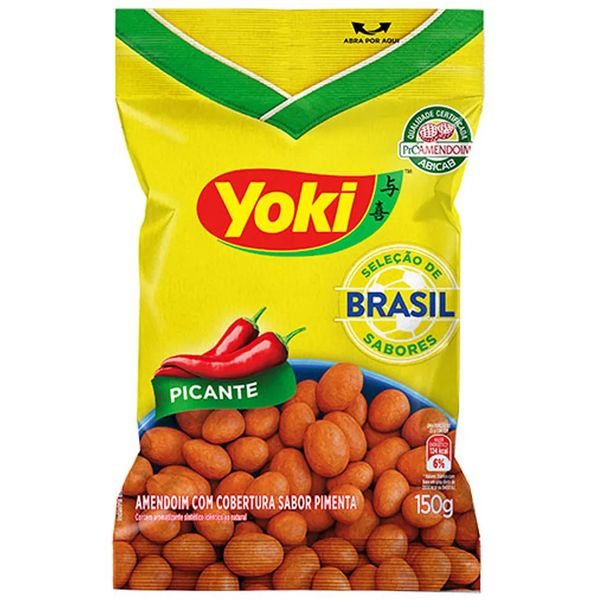 Amendoim-pimenta-Yoki-150g