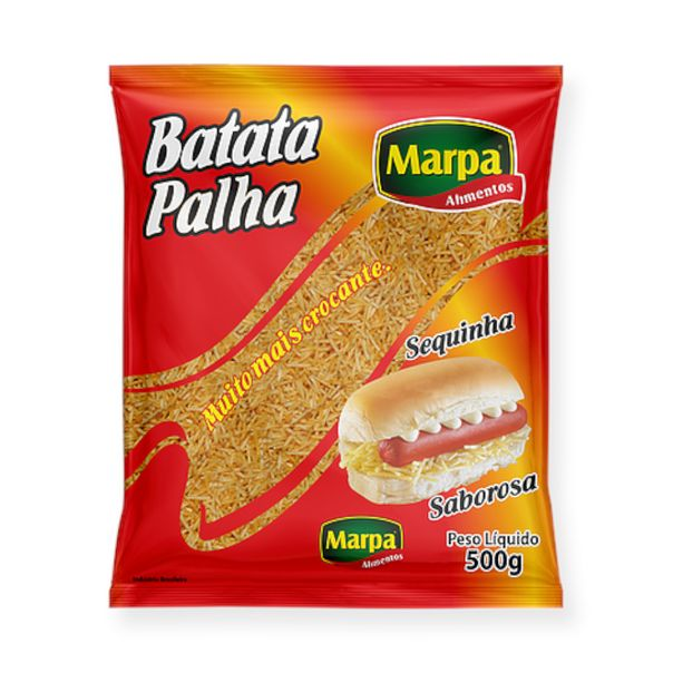Batata-palha-Marpa-500g