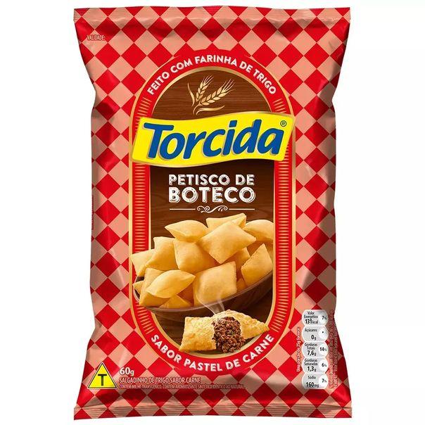 Salgadinho-petisco-de-boteco-sabor-pastel-de-carne-Torcida-60g