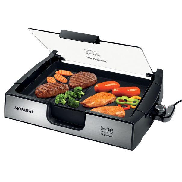 Chapa-due-grill-premium-inox-127v-Mondial