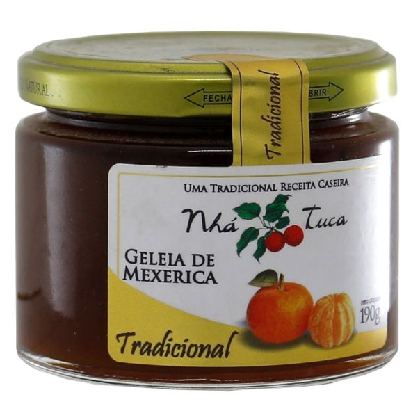 Geleia-sabor-mexerica-Nha-Tuca-190g