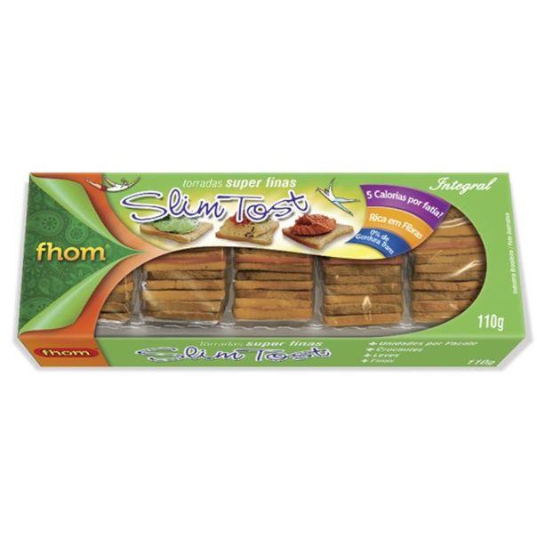 Torrada-slim-tost-natural-Fhom-110g