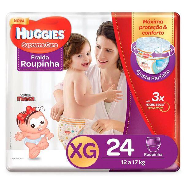 Fralda-roupinha-supreme-care-com-tamanho-XG-24-unidades-Huggies