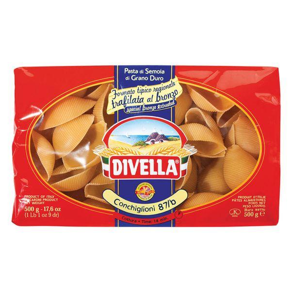 Massa-grano-duro-conchiglie-Divella-500g