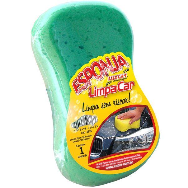 Esponja-lavar-carro-Luxcar