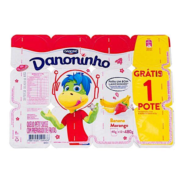 Petit-suisse-sabor-morango-e-banana-gratis-1-pote-Danoninho-480g