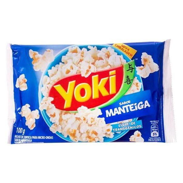 Pipoca-para-micro-ondas-sabor-manteiga-Yoki-90g