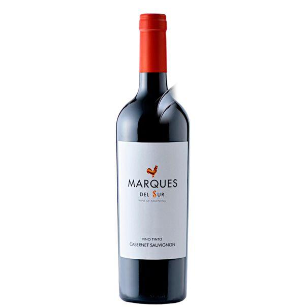 Vinho-argentino-cabernet-Marques-del-Sur-750ml