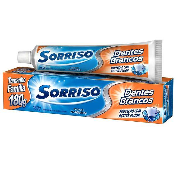 Creme-dental-branco-com-fluor-Sorriso-180g