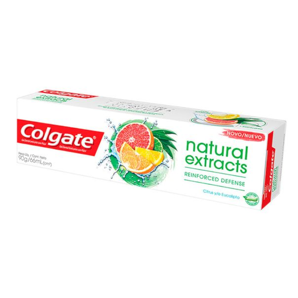 Creme-dental-natural-extracts-detox-Colgate-90g