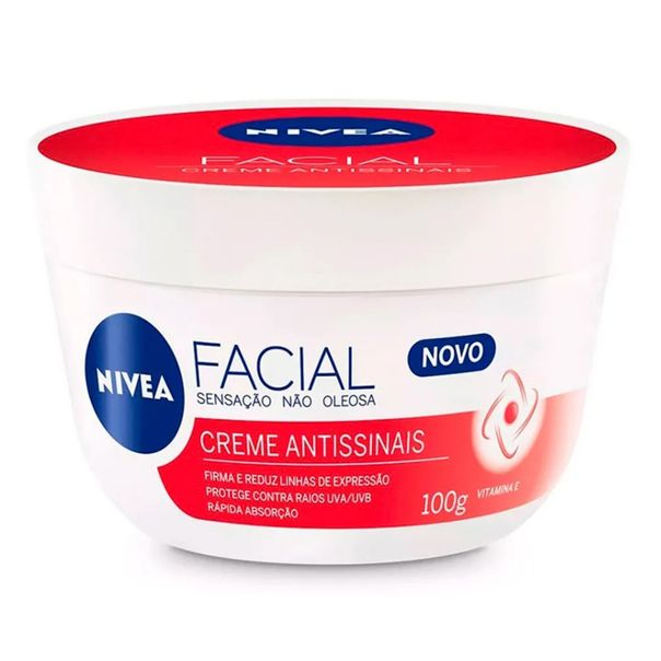 Creme-facial-antissinais-Nivea-100g