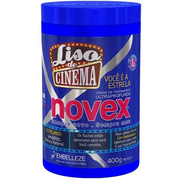 Creme-de-tratamento-condicionante-liso-de-cinema-Novex-400g