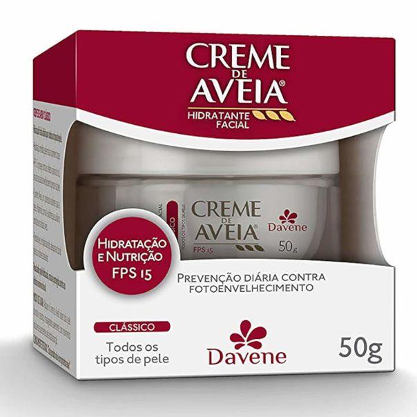 Creme-facial-classico-Davene-50g
