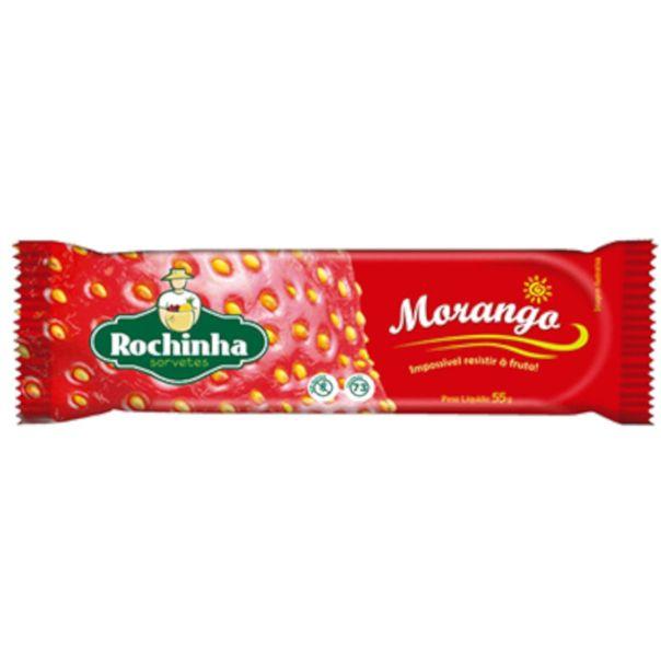 Picole-sabor-morango-Rochinha-55g