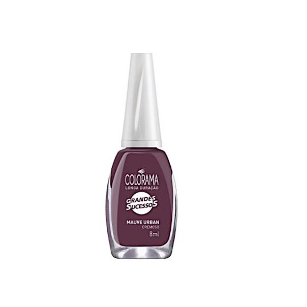 Esmalte-cremoso-mauve-urban-Colorama-8ml
