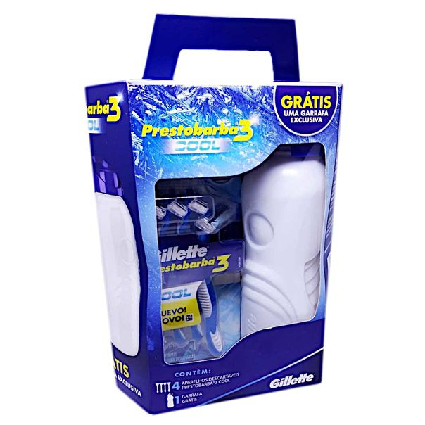 Kit-aparelho-de-barbear-prestobarba-3-cool-4---garrafa-Gillette