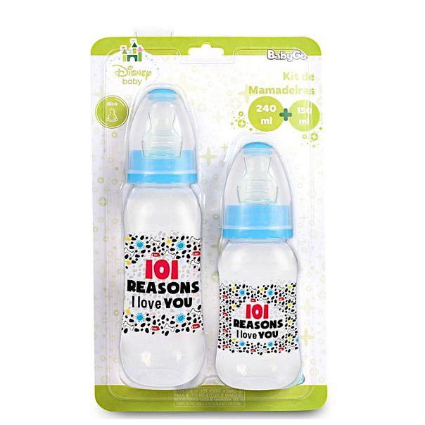 Kit-mamadeira-dalmatas-240ml---150ml-ortodontico-Baby-Go