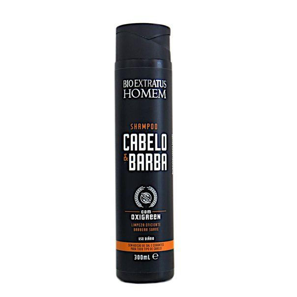 Shampoo-cabelo-e-barba-Bio-Extratus-300ml