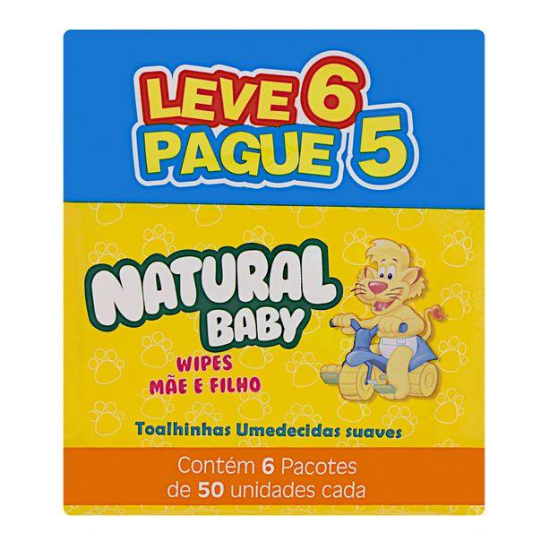 Toalha-umedecida-com-50-unidades-Natural-Baby-leve-6-pague-50