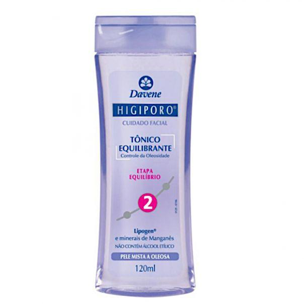 Tonico-equilibrante-higiporo-pele-mista-a-oleosa-Davene-120ml