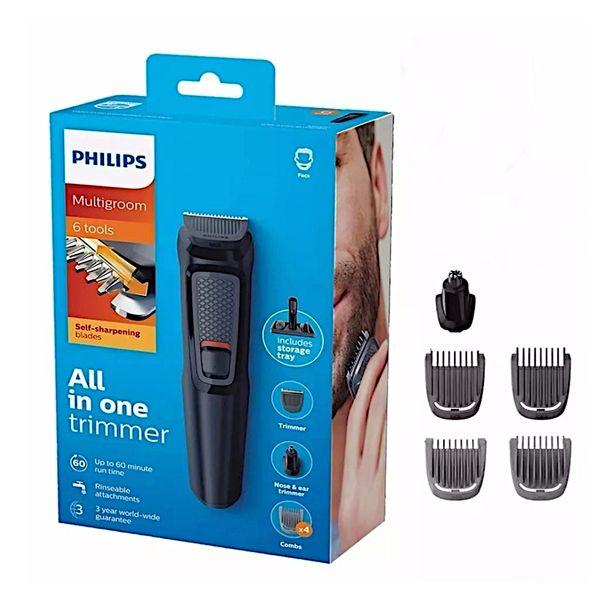 Aparador-de-pelos-maquina-multigroom-Philips-