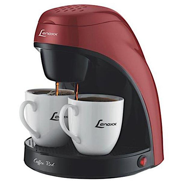 Cafeteira-eletrica-pca-031-pretavermelha-Lenoxx--127v