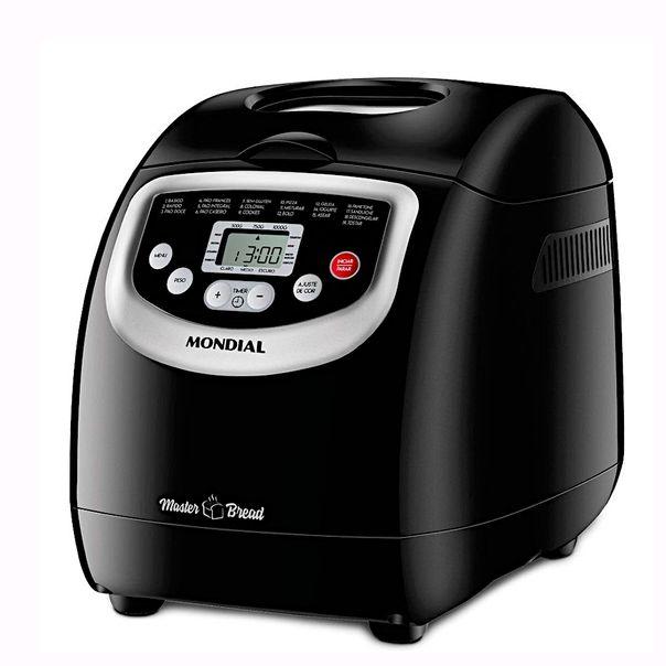 Panificadora-automatica-master-bread-preta-700w-Mondial-127v-