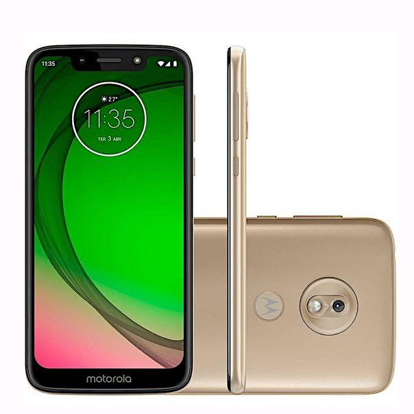 Smartphone-moto-xt19522-g7-play-ouro-32gb-Motorola