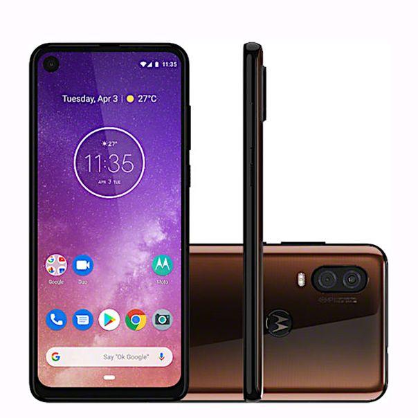 Smartphone-xt1970-one-vision-bronze-128gb-Motorola
