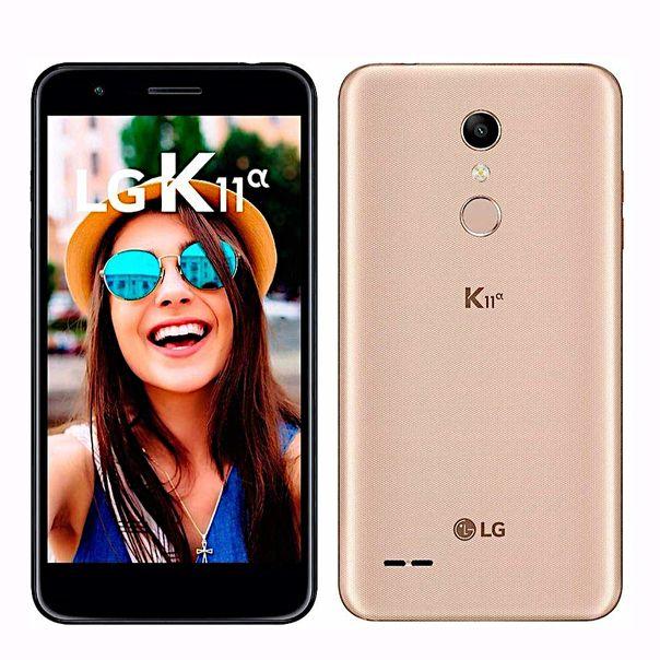 Smartphone-k11-alpha-ouro-16gb-LG