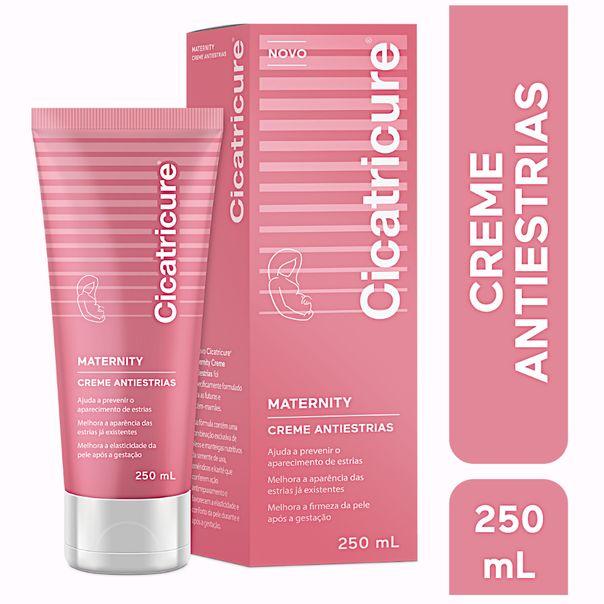 Creme-corporal-antiestrias-maternity-Cicatricure-250ml