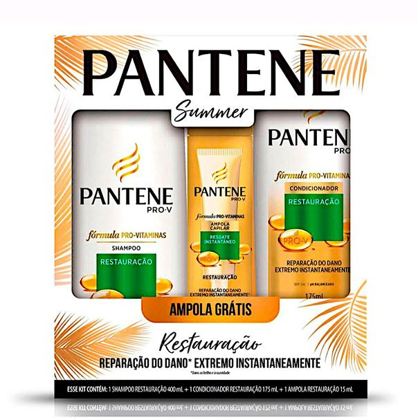Kit-shampoo-restauracao-summer--condicionador-Pantene-575ml