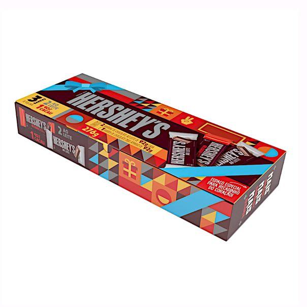 Kit-2-Chocolates-ao-Leite--1-Meio-Amargo-40-Cacau-Hersheys-276g