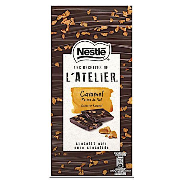 Tablete-de-chocolate-atelier-dark-caramel-laterier-Nestle-115g