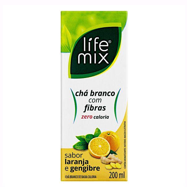 Cha-Branco-Laranja-e-Gengibre-Life-Mix-Caixa-200ml