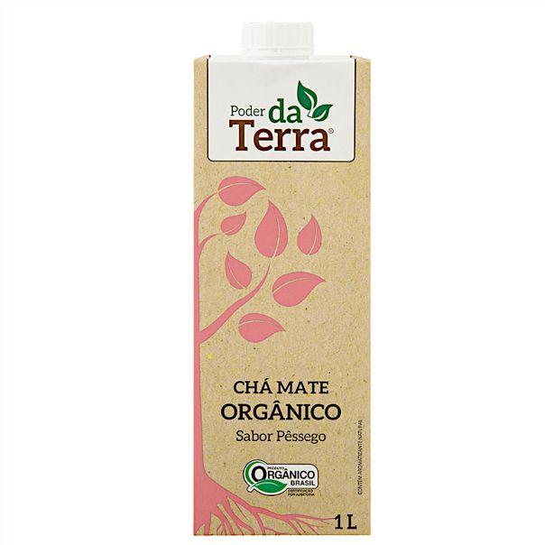 Cha-Mate-Organico-Pessego-Poder-da-Terra-Caixa-1l