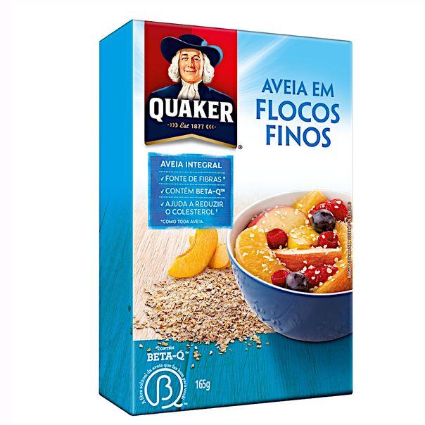 Aveia-em-Flocos-Finos-Quaker-Caixa-165g