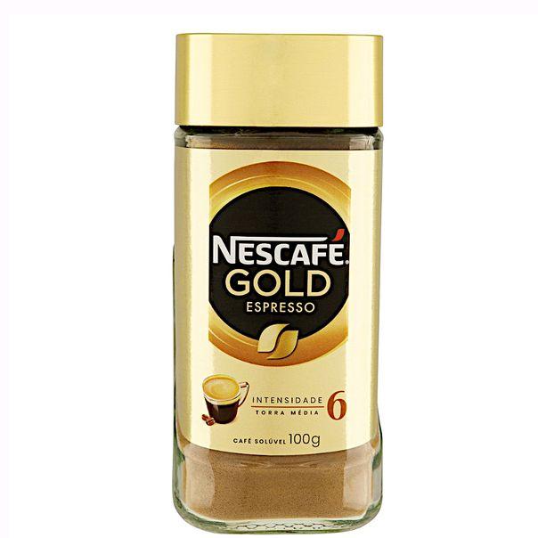 Cafe-Soluvel-Espresso-Nescafe-Gold-Vidro-100g