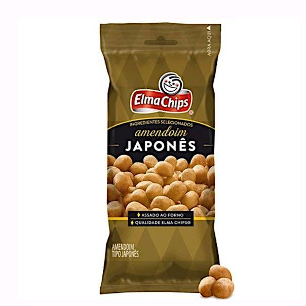 Amendoim-Japones-Elma-Chips-22g