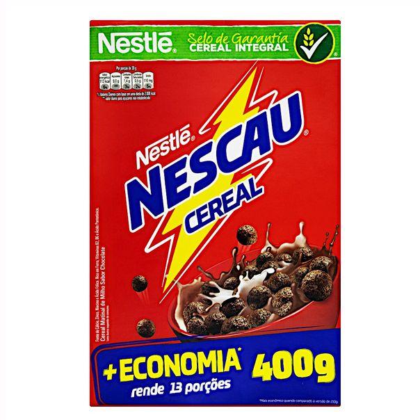 Cereal-Matinal-Chocolate-Nestle-Nescau-Caixa-400g--Economia