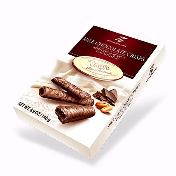 Chocolate-Milka-Crisps-Tago-140g